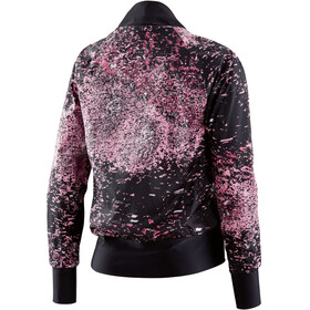 Skins Interlect Bomber Jacket Women Stardust Flamingo